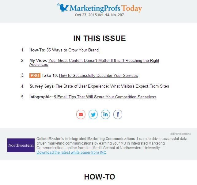 redactar-newsletter